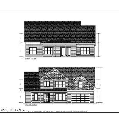 Nassau County Single Family Home For Sale: 862161 N Hampton Club Way