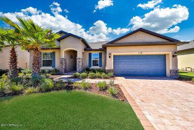 St. Johns County Single Family Home For Sale: 112 Alegria Cir