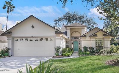Jacksonville Beach Single Family Home For Sale: 1672 Blue Heron Ln