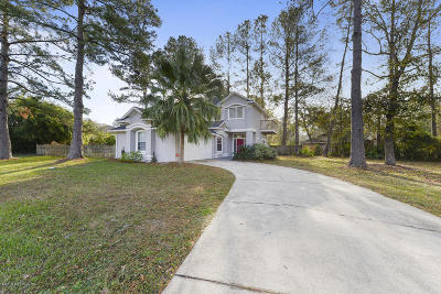 St. Johns County Single Family Home For Sale: 700 Remington Forest Dr
