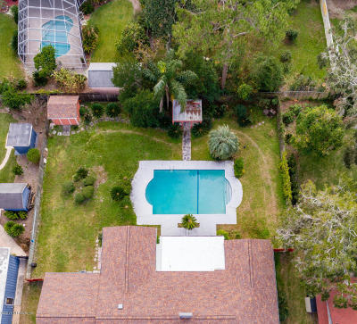 Duval County Single Family Home For Sale: 3616 Darnall Pl
