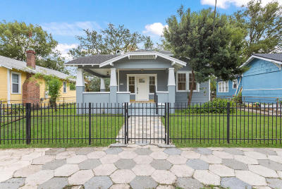 Duval County Single Family Home For Sale: 2316 Ernest St