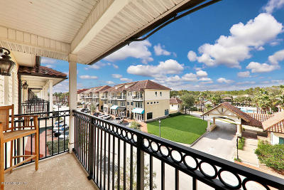St. Johns County Townhouse For Sale: 544 Market St