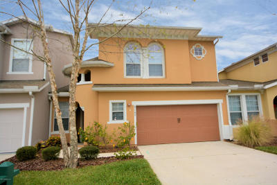 Duval County Townhouse For Sale: 6167 Clearsky Dr