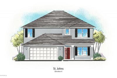 Orange Park Single Family Home For Sale: 1137 Laurel Valley Dr