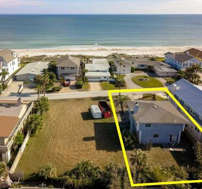 Jacksonville Beach Residential Lots & Land For Sale: 3510 Ocean Dr S #LOT B