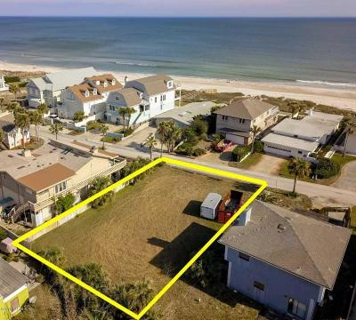 Jacksonville Beach Residential Lots & Land For Sale: 3510 Ocean Dr S #LOT A