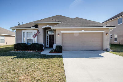 Orange Park, Fleming Island Single Family Home For Sale: 2833 Spoonbill