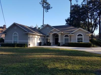 Duval County Single Family Home For Sale: 6861 San Jose Blvd