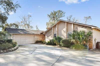 Jacksonville Single Family Home For Sale: 3904 Wayland St