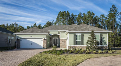 St Augustine Single Family Home For Sale: 16 Enrede Ln