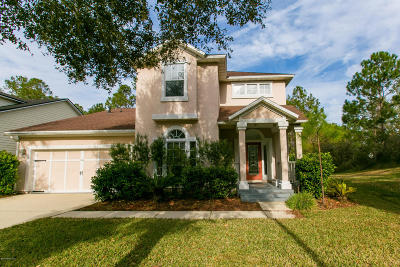 St Johns Golf & Cc Single Family Home For Sale: 1100 Stonehedge Trail Ln