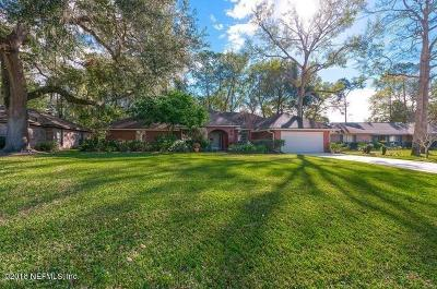 Duval County Single Family Home For Sale: 1841 Melrose Plantation Dr