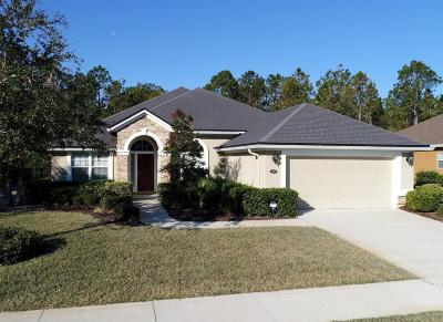 St Augustine Single Family Home For Sale: 215 Holland Dr