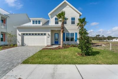 Ponte Vedra Single Family Home For Sale: 275 Marsh Cove Dr
