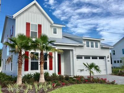 Ponte Vedra Single Family Home For Sale: 282 Marsh Cove Dr