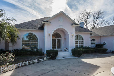 Nassau County Single Family Home For Sale: 615634 River Rd