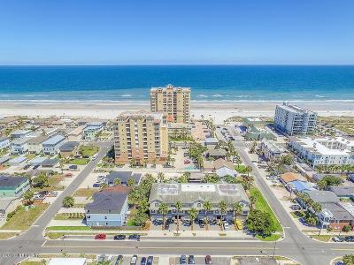 Jacksonville Beach Condo For Sale: 905 2nd St N #E