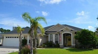 St. Johns County Single Family Home For Sale: 116 Long Branch Way