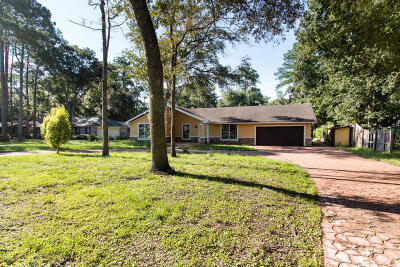 Duval County Single Family Home For Sale: 2732 Old River Rd