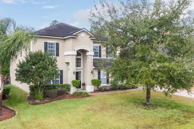 Fleming Island Single Family Home For Sale: 2370 Carolina Cherry Ct