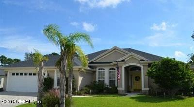 St. Johns County Single Family Home For Sale: 137 Needle Palm Dr