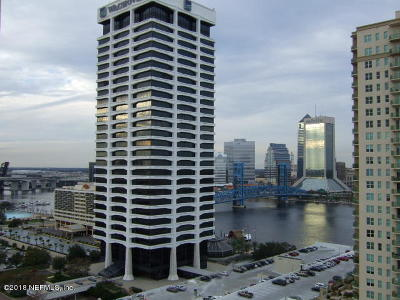 Jacksonville Condo For Sale: 1478 Riverplace Blvd #1805