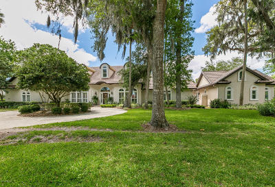 Ponte Vedra Beach Single Family Home For Sale: 153 Plantation Cir S
