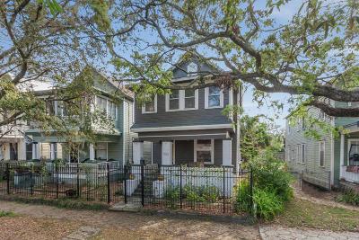 Jacksonville Single Family Home For Sale: 1523 N Laura St