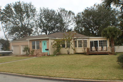 St Augustine Single Family Home For Sale: 46 Dolphin Dr