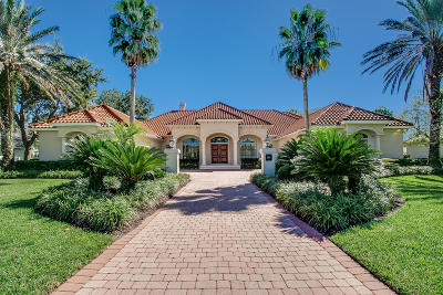 Ponte Vedra Beach Single Family Home For Sale: 269 Plantation Cir S
