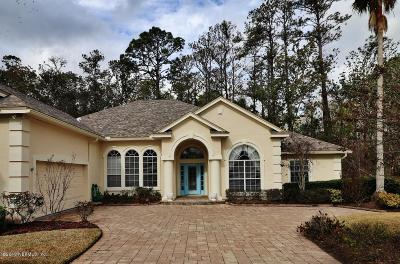 Ponte Vedra Beach Single Family Home For Sale: 337 S Mill View Way