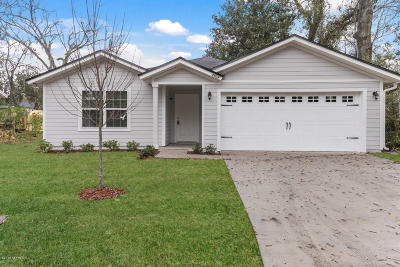 Single Family Home For Sale: 4809 Headley Ter