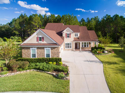 Orange Park Single Family Home For Sale: 1627 Crooked Oak Dr