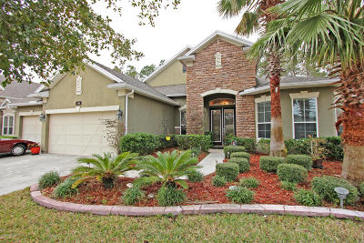 Ponte Vedra, Nocatee Single Family Home For Sale: 156 Myrtle Brook Bend