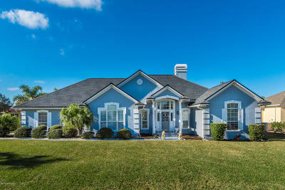 St Augustine Single Family Home For Sale: 338 Fiddlers Ct