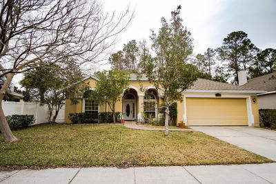 Duval County Single Family Home For Sale: 10527 Roundwood Glen Ct