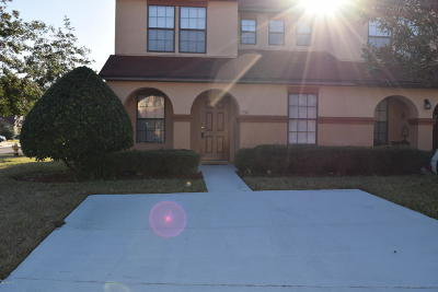 St. Johns County Townhouse For Sale: 338 Redwood Ln