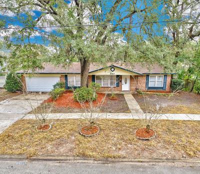 Jacksonville FL Single Family Home For Sale: $199,900