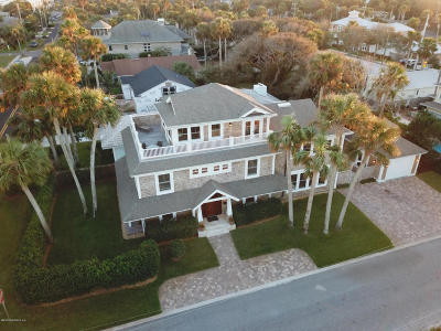 Atlantic Beach, Jacksonville Bc, Neptune Beach, Crescent Beach, Ponte Vedra Bch, St Augustine Bc Single Family Home For Sale: 220 12th St