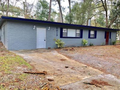 Single Family Home For Sale: 6013 Edgefield Dr