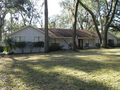 Clay County Single Family Home For Sale: 2908 Shoreward Ave
