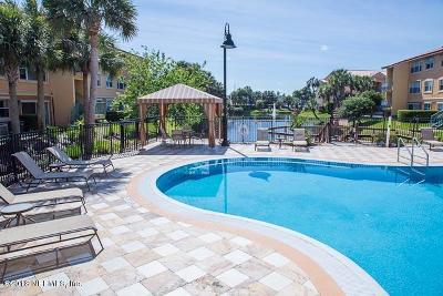 Jacksonville Beach Condo For Sale: 108 Laguna Villa Blvd #D26