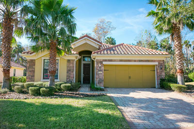 Ponte Vedra Single Family Home For Sale: 341 Marsh Hollow Rd