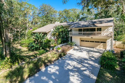Atlantic Beach, Jacksonville Bc, Neptune Beach, Crescent Beach, Ponte Vedra Bch, St Augustine Bc Single Family Home For Sale: 1775 Selva Marina Dr