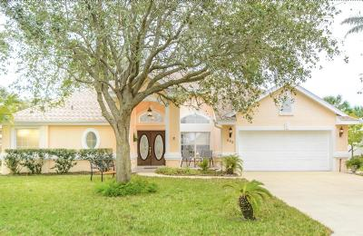 St Augustine Single Family Home For Sale: 985 Fish Island Pl