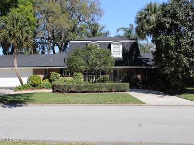 Jacksonville Single Family Home For Sale: 11257 Portside Dr