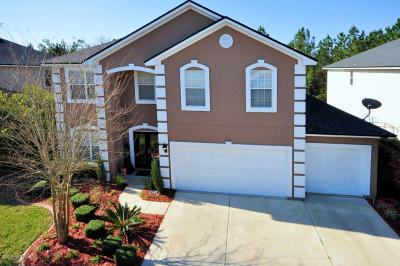 St Augustine Single Family Home For Sale: 1146 Garrison Dr