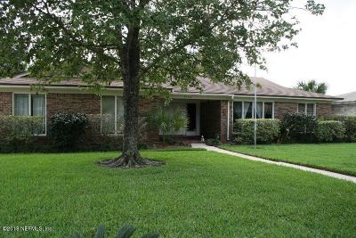 Duval County Single Family Home For Sale: 7406 Sandy Bluff Dr