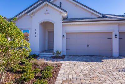 Ponte Vedra Beach Single Family Home For Sale: 153 Hollyhock Ln